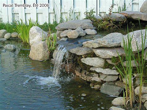 cascade pour bassin exterieur bassin de jardin avec chute d eau meilleures id 233 es cr 233 atives pour la conception de la maison