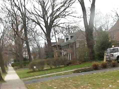 where is the home alone house located walking up to the home alone house in winnetka illinois 46796