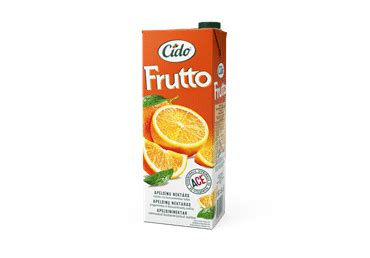 Nektārs CIDO FRUTTO apelsīnu 1,5L