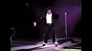 Michael Jackson Billie Jean Live At Wembley July 16