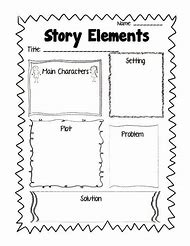 Best Story Elements - ideas and images on Bing | Find what