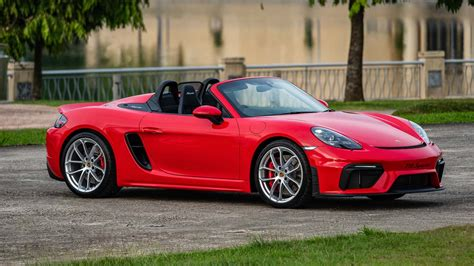 facts figures porsche  spyder launched  malaysia