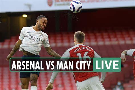 Arsenal vs Man City: Live stream, TV channel, team news ...