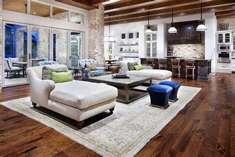 modern rustic home interior design decoraci 243 n de casas r 250 sticas modernas