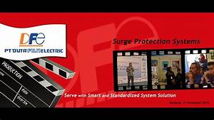 Surge Protection System  Spd