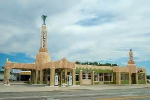 Historic Route 66 Attractions Texas
