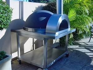 EZ1100 Zesti Portable Woodfired Pizza Ovens - Perth WA