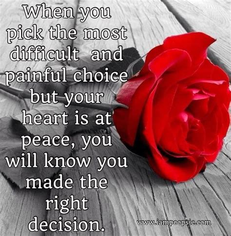 Difficult Decision by Decision Quotes Quotesgram