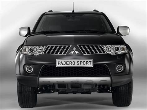 mitsubishi pajero sport 2012 stills and features price and review