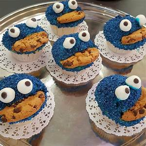 Monster Muffins Gabelschereblog