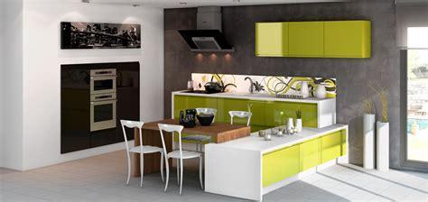 teisseire cuisine teisseire cuisine influence photo 2 10 atmosphère résolument design pour cette cuisine