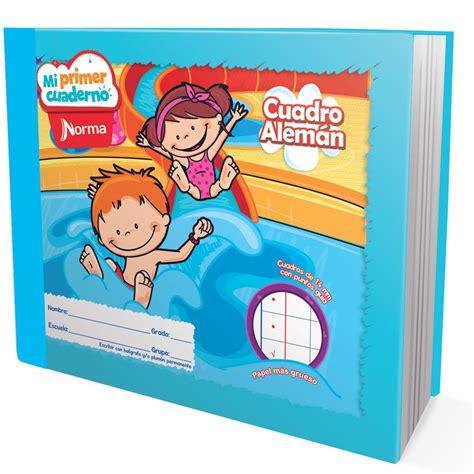 Cuaderno Cuadro aleman Mi Primer Cuaderno 72 Hojas - OfficeMax