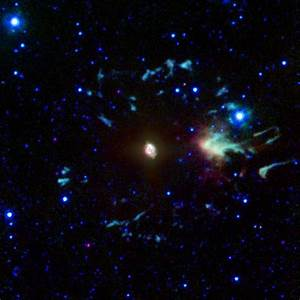Space Images | Galactic Dust Bunnies Found to Contain ...