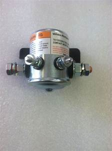 Ezgo Electric Golf Cart 36 Volt Solenoid E