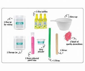 Neon Bubble Slime Kit - PodSquad