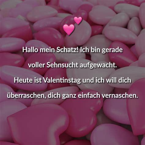 romantische und lustige whatsapp sprueche und valentinstag