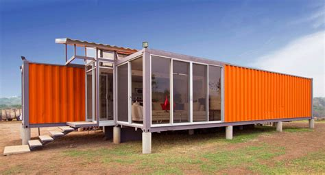 Aus Containern by Container Haus Wohncontainer Containerha 252 Ser