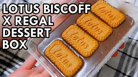 Tanpa oven ,tanpa kukus ! RESEP DESSERT BOX LOTUS BISCOFF REGAL ANTI GAGAL | TANPA ...