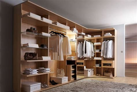 dressing ouvert chambre open walk in wardrobe wardrobe gautier furniture