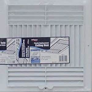 amazon com deflecto ceiling register 12 quot x 6 quot rgc126