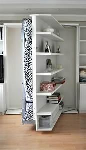 Kleines Zimmer Für 2 Einrichten : kleines schlafzimmer mit viel stauraum ~ Bigdaddyawards.com Haus und Dekorationen