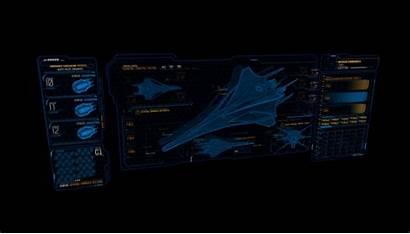 Grey Goo Pilot Sci Fi Interface Interfaces