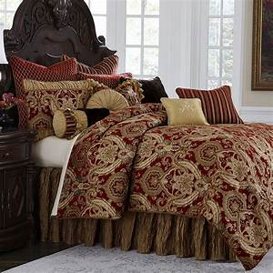 michael amini lafayette bedding king luxury