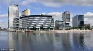 Media City Salford UK