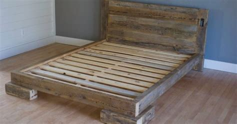 Constructed Of Salvaged Pine