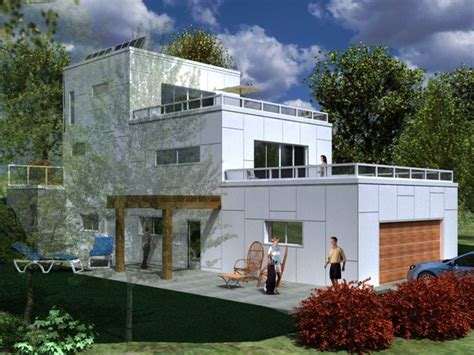 chasing leed certification  canada icf home building  house carriage house plans