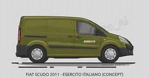 Fiat Scudo 2017 : kombit1 fiat scudo 2011 esercito italiano ~ Medecine-chirurgie-esthetiques.com Avis de Voitures