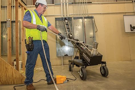 Cool Tools Cable Pullers Electrical Contractor Magazine