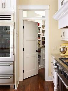 10 fun ways to dress up pantry doors pantry barn and doors With kitchen cabinets lowes with backlit glass wall art