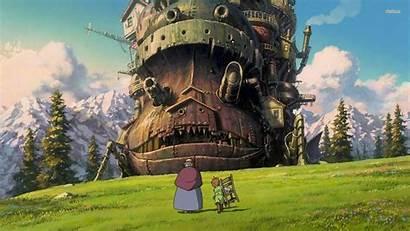 Ghibli Studio Background Jan Pack