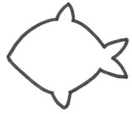 Large Printable Fish Template