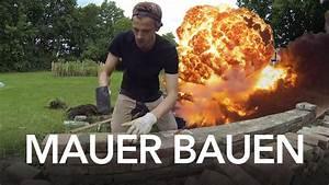 Mauer Bauen Anleitung : mauer bauen anleitung heimwerkerking fynn kliemann youtube ~ Eleganceandgraceweddings.com Haus und Dekorationen