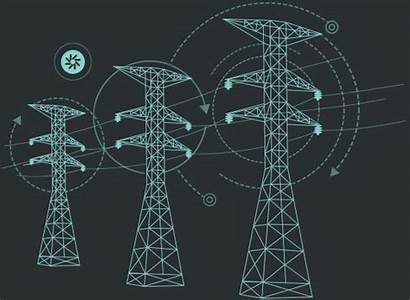 Smart Animated Animation Gifs Cities Powerlines Gifer