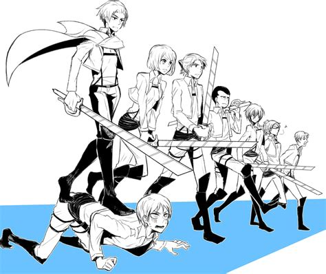 Scouting Legion - Attack on Titan - Zerochan Anime Image Board