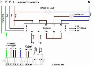3 Phase 2 Sd Motor Wiring Diagram