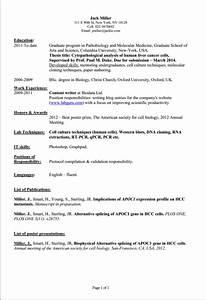tips for preparing a cv for scientists labguru blog With cv preparation