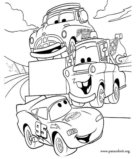coloring pages lightning mcqueen coloring home