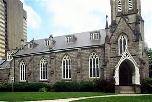 First-Rate Gothic: A Look at St Paul's Presbyterian Church ...