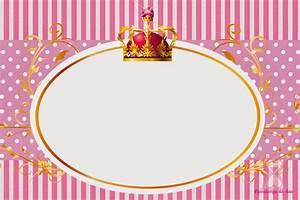 Queen Crown Free Printable Kit Oh My Fiesta For Ladies!