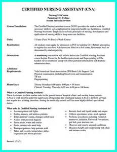 cna skills resume it s not quite difficult to make can resume there are some choices of cna resume sle