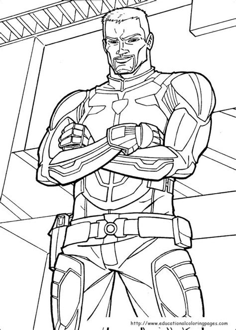 gi joe coloring pages educational fun kids coloring pages  preschool skills worksheets