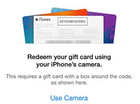 how to use itunes gift card on iphone how to redeem itunes gift card on iphone 6 ios 8