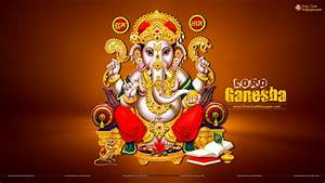 Lord Ganesha Wallpaper 1920x1080