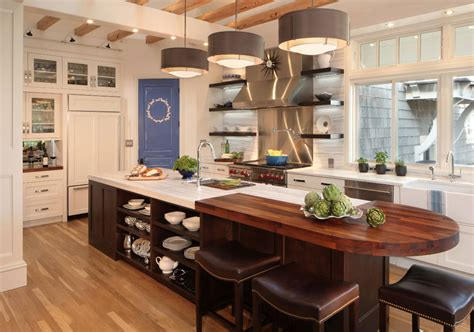 hanging pendant lights kitchen island 70 spectacular custom kitchen island ideas home