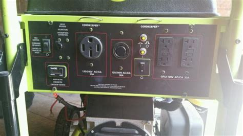 Wiring Mobile Home Fuse Box Generator