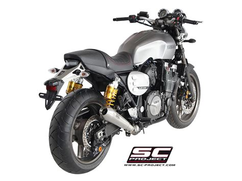 sc project shop yamaha xjr 1300 racer 15 17 conic silencer
